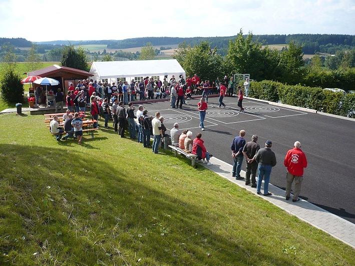 Besucherrekord bei der Stadtmeisterschaft.